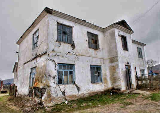 Аварийного жилья в Хабаровске не станет к 2015