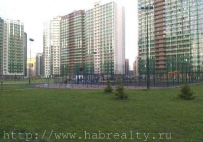 жк гринландия девяткино habrealty.ru двор