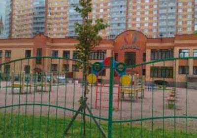 Кудрово Новый Оккервиль детский сад