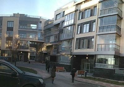 Балтийская жемчужина Санкт-Петербург двор