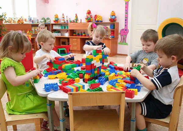 Как устроить ребенка в детсад Краснодара?