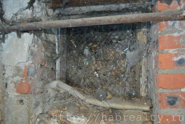 продух дома в мусоре управляющая компания хабаровск