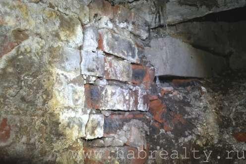 разрушение фундамента и приямка хабаровск