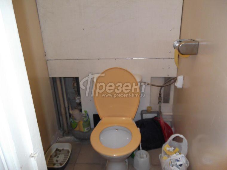 как правильно сфотографировать квартиру на продажу - туалет