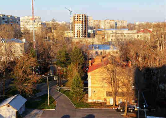 новостройки Хабаровск