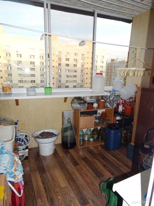 прибрать балкон перед фотографированием квартиры для продажи