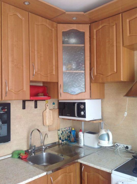 бессмысленно сфотографированная кухня