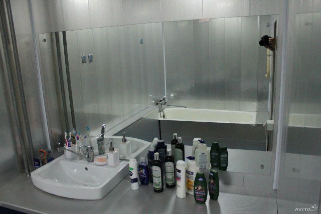фотоаппарат отображается в зеркале при фотографировании санузла