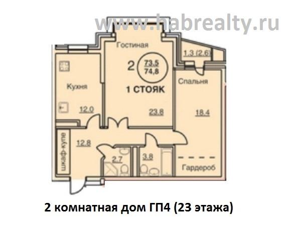жилой комплекс амурские зори на кавказской планировка 2 комнатная