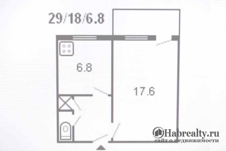Сталинка планировка 1 комнатная фото