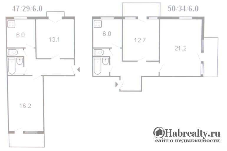Сталинка планировка 2 комнатная фото