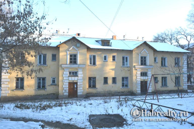 серия 2-этажного сталинского дома год серия