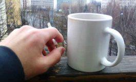 Что делать, если сосед курит в окно или внизу на балконе?