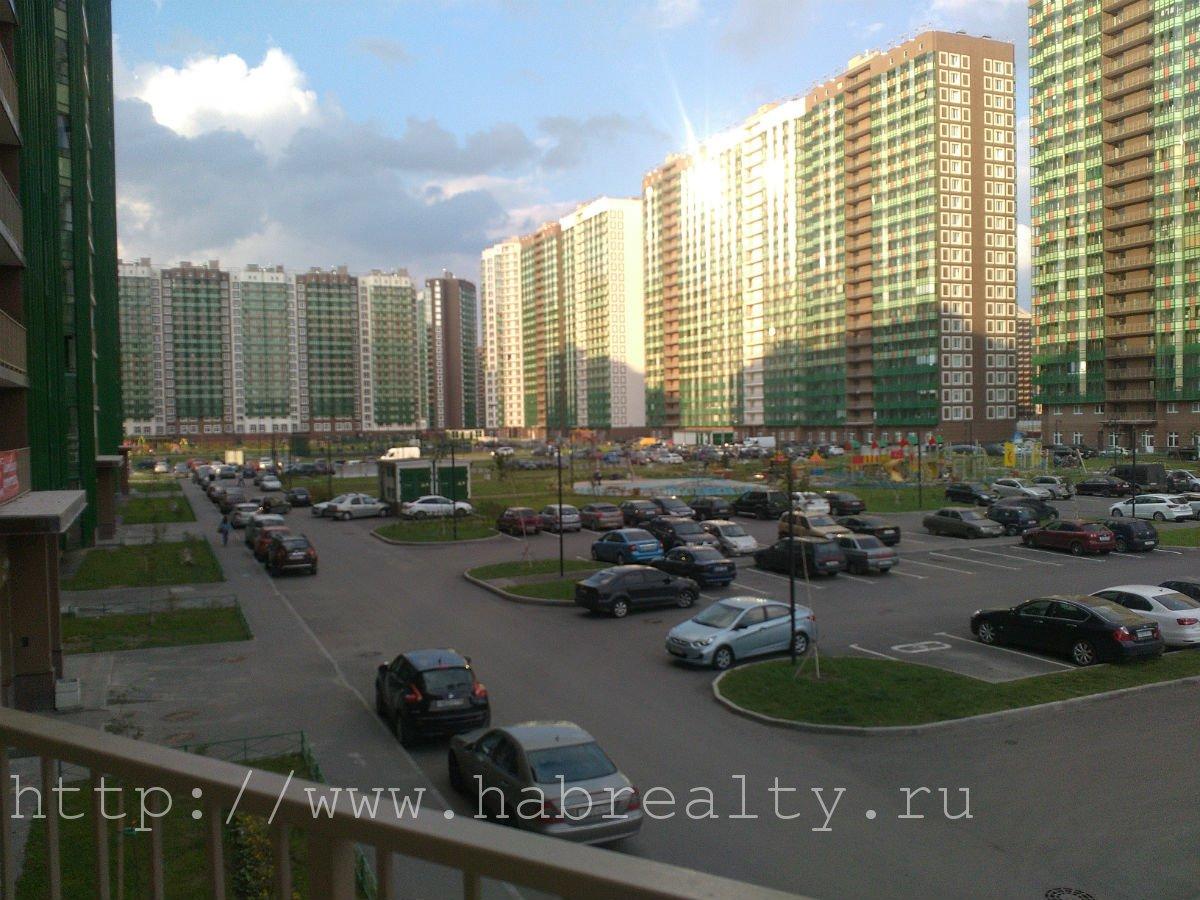 девяткино санкт петербург отзывы парковrа в ЖК GreenЛандия