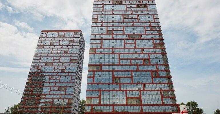 незаконные многоэтажки