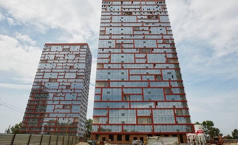 Чиновники предлагают легализовать незаконные многоэтажки