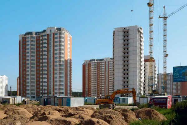 За 3 года на каждого россиянина построили по 1,6 кв. м жилья
