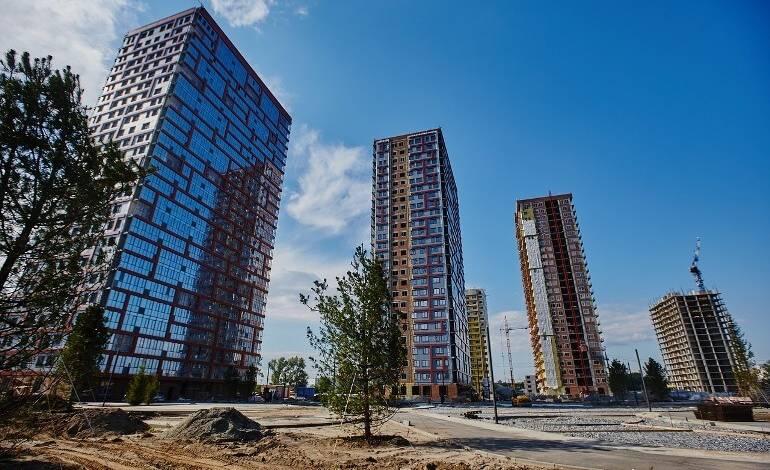 В России упадут объемы ввода в эксплуатацию жилья