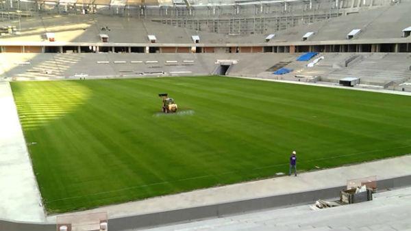 Стадион ФК Краснодар1