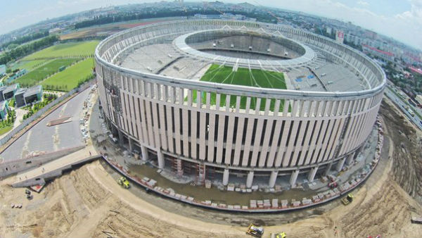 Стадион ФК Краснодар2