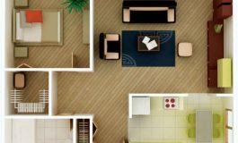 Метраж квартир в новостройках уменьшился на 20%