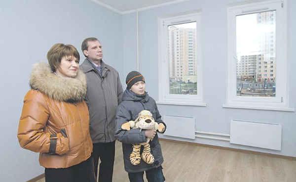 Порядка 8% россиян снимают жилье постоянно
