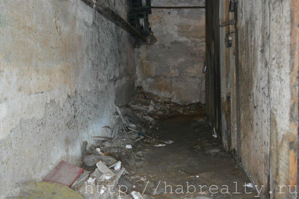 мрачный подвал по ул Фрунзе 58 Хабаровск