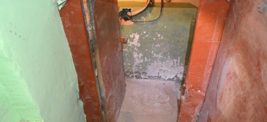 подвал многоквартирного дома хабаровск