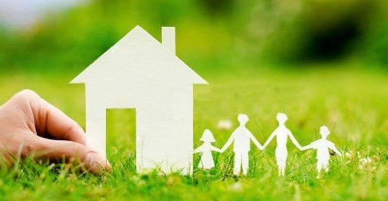 многодетные налог на недвижимость