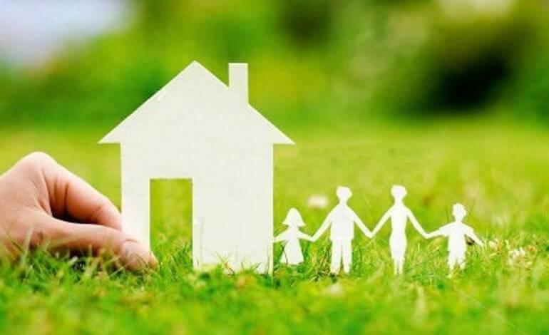 Многодетные семьи хотят освободить от налога на жилье