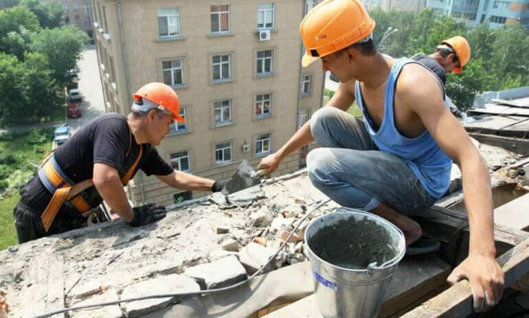 В Хабаровском крае требуют переделать капремонт дома
