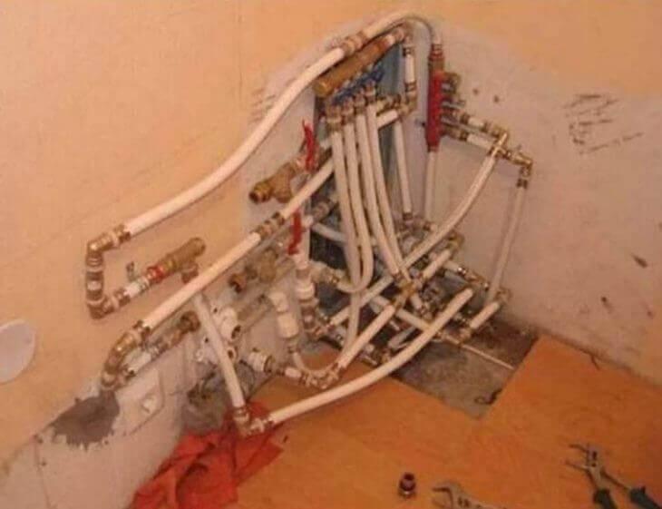 прикольные ремонты квартир