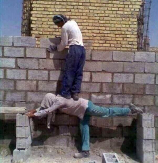 приколы про стройку и строителей